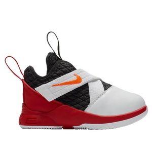 buy online 4bcad 4d3ec 🆕Nike shoe Lebron Soldier XII Kids Toddler Size 9 NWT